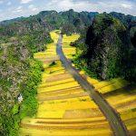 Ngẩn ngơ trước vẻ đẹp của quần thể danh lam Tràng An, Ninh Bình