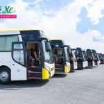 Dịch vụ cho thuê xe 45 chỗ đời mới, giá rẻ, cam kết chất lượng dịch vụ