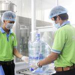 Hỗ trợ dịch vụ in tem nhãn nước đóng chai theo yêu cầu